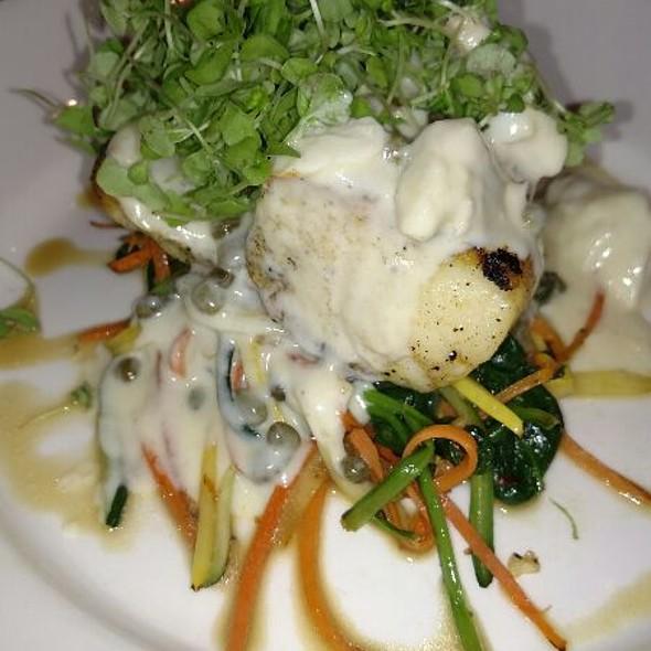 Seared Cod With Jumbo Lump Crabmeat