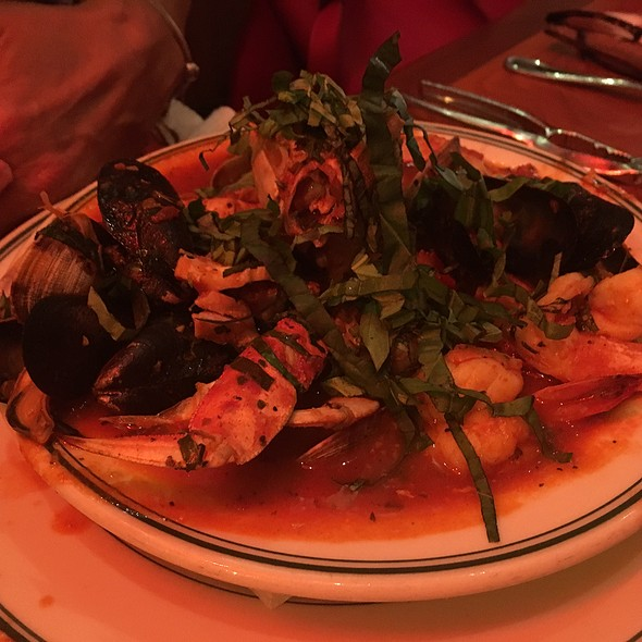 Cioppino @ Rocco's Cafe