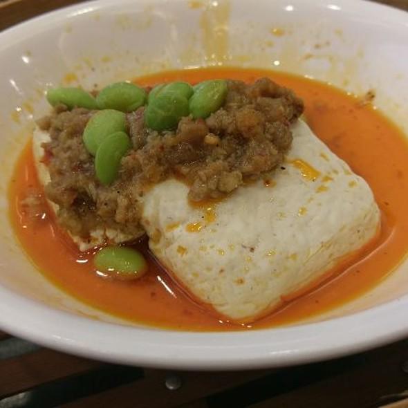 Steamed Tofu @ 杭州小籠湯包