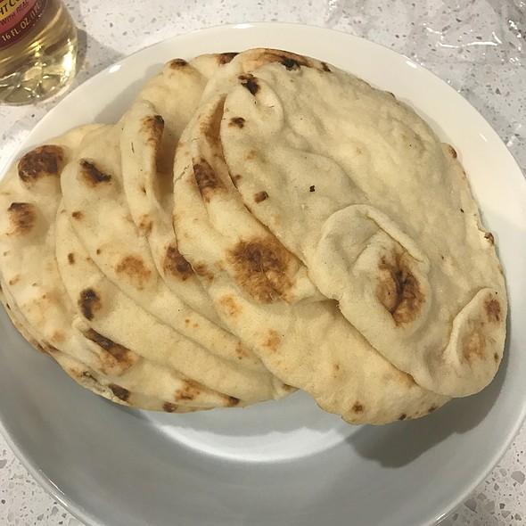 Naan Bread @ Chookys