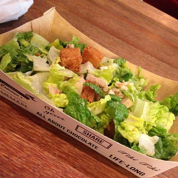 Caesar Salad @ La Maripili