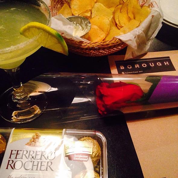 Margarita @ Borough NY Comfort Food