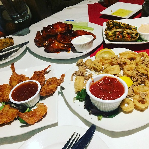 Appetizers! @ 7 West Bistro Grille