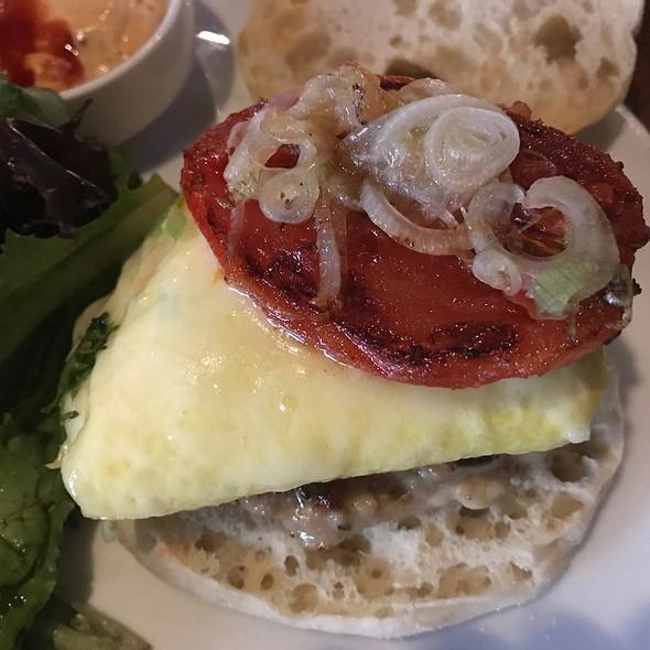 Bfast Sandwich @ Tessa