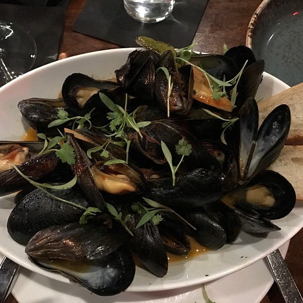 Mussels @ Tessa
