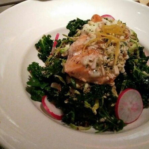 Kale And Quinoa Salad @ The Cheesecake Factory