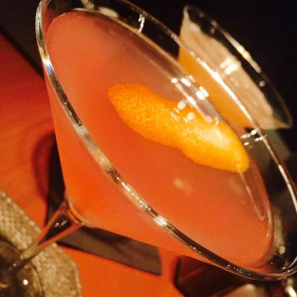 Lumiere. Cocktail