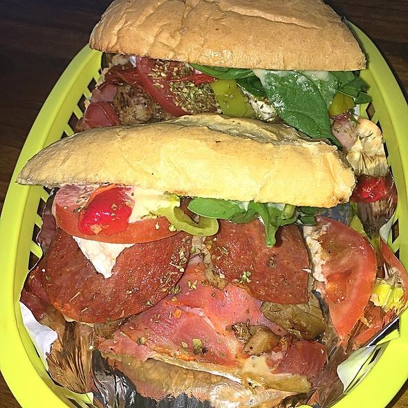 The Italian @ E.A.R.L. Sandwich Kaimuki