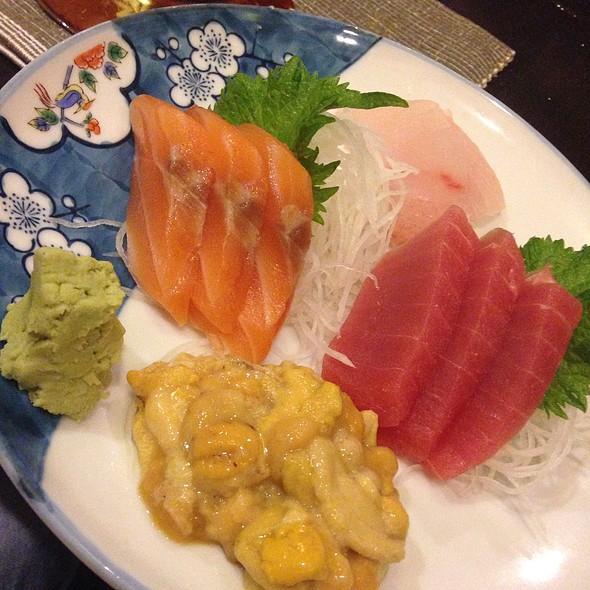 Sashimi Lunch Set @ Nodasho