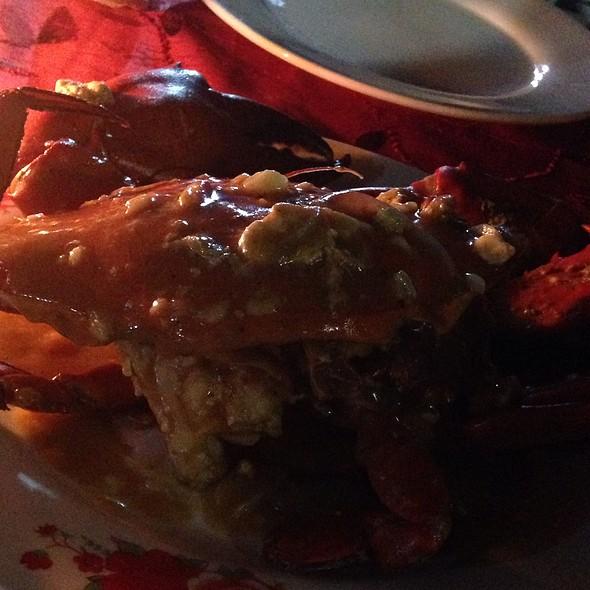 Alimango  @ Alona Beach Grilled / Bbq'd Food