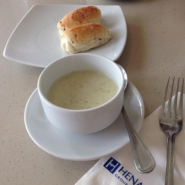 Complementary Soup @ Henann Resort Alona Beach, Bohol