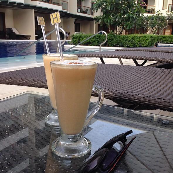 Iced Cappuccino @ Henann Resort Alona Beach, Bohol