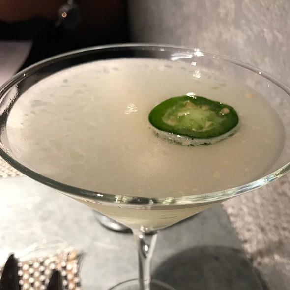 Bartender's Choice (Spicy Drink)