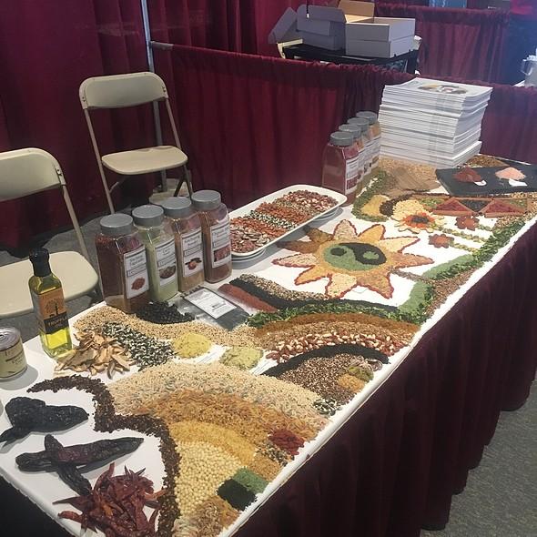 Food Show Display
