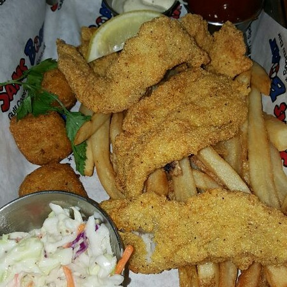 Catfish Basket @ Sams Boat