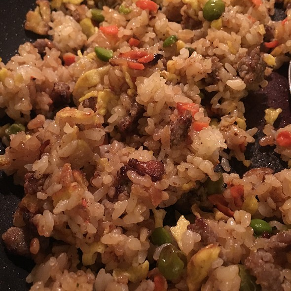 Fried Rice Made By Mom @ Parents House