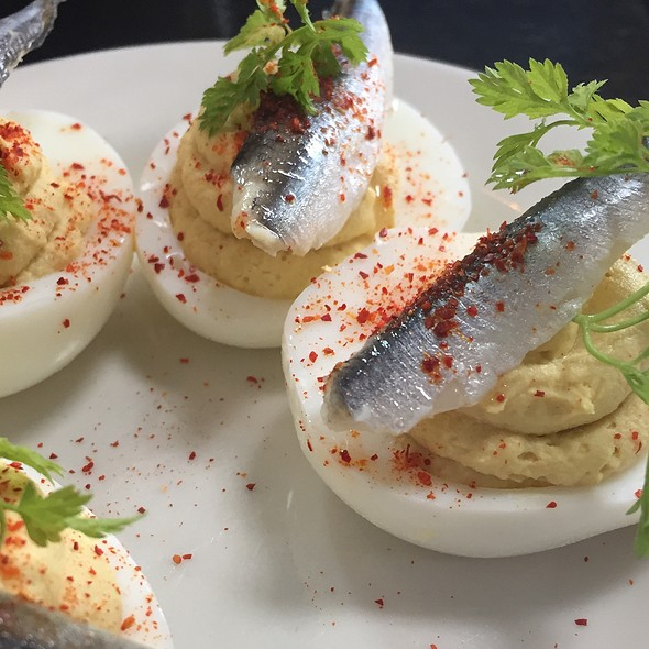 Deviled Eggs @ Ecliptic Brewing
