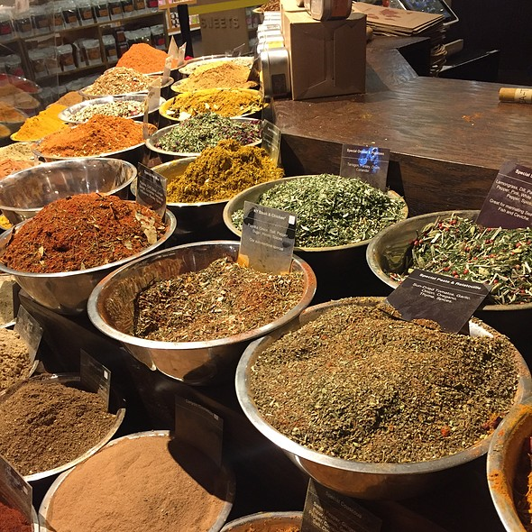 Spices @ Spices and Tease