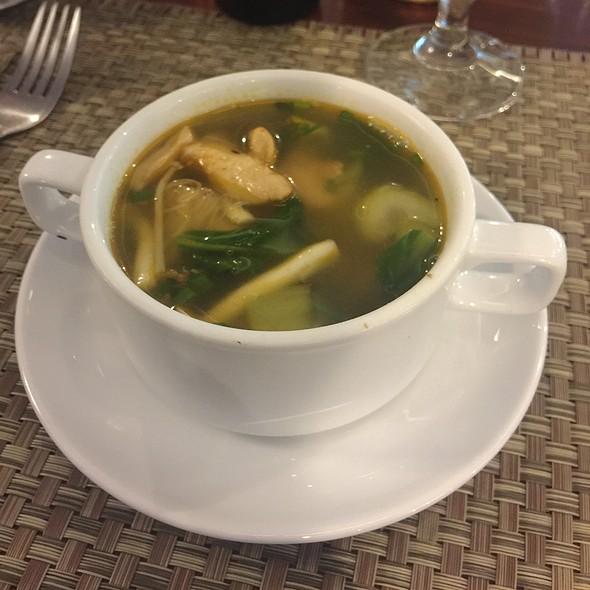 Khmer Soup Mushroom @ Khmer Booloom
