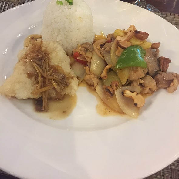 Fish Fillet @ Khmer Booloom