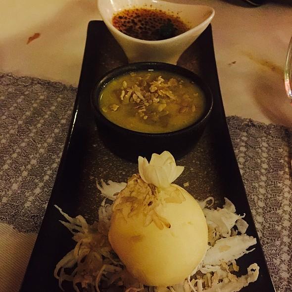 Ice Cream @ Malis Restaurant