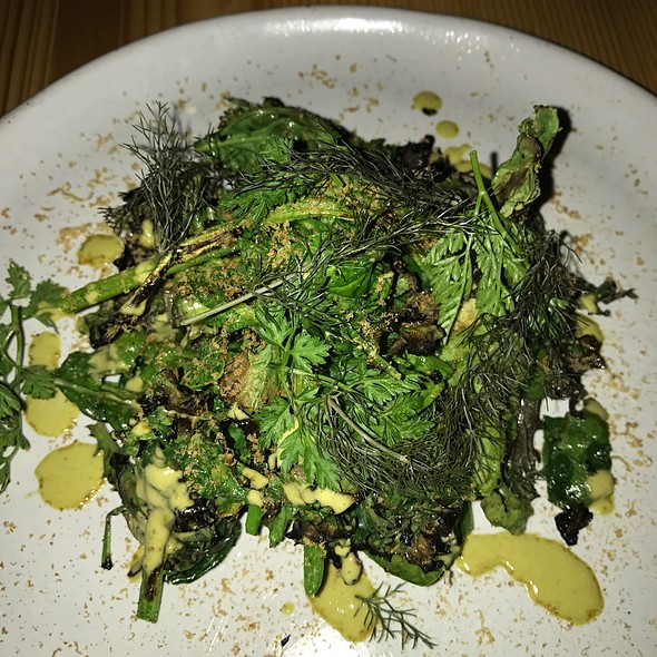 Grilled Brassica