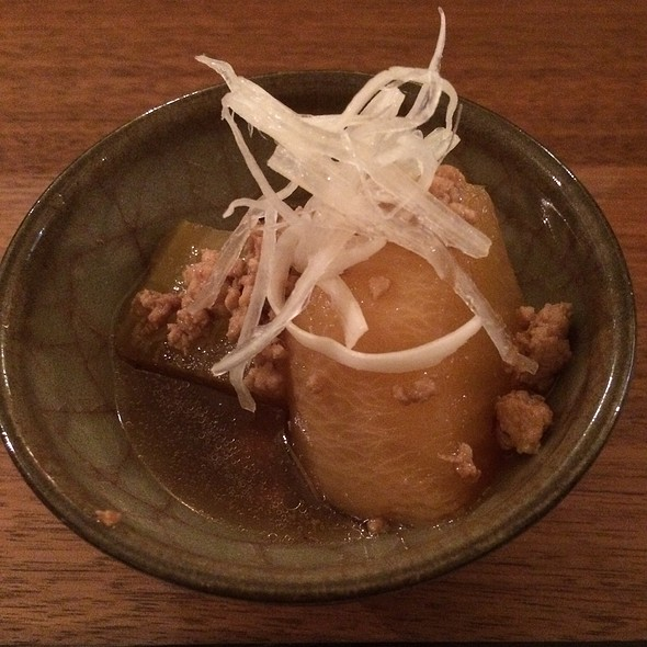 Appetizer @ 池尻餃子 (Ikejiri Gyoza)