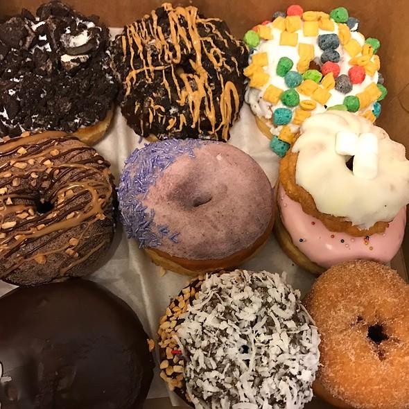 Assorted Donuts @ Voodoo Donuts