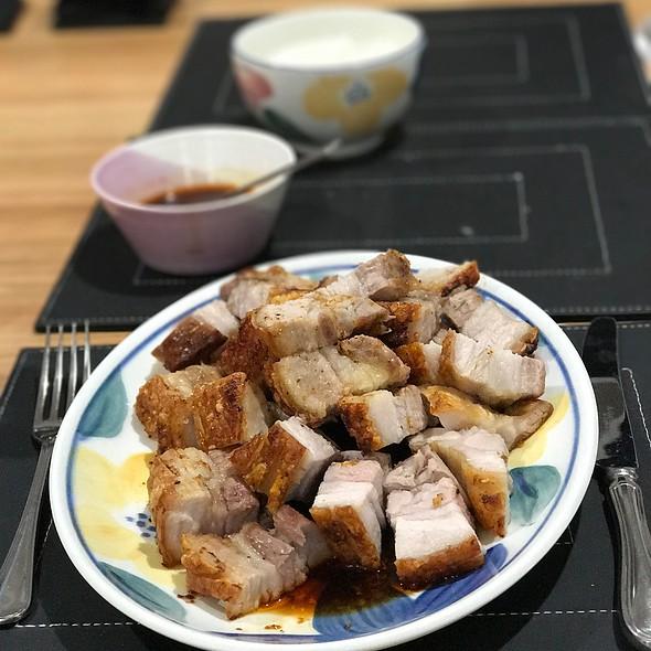 Pork Belly @ Chookys