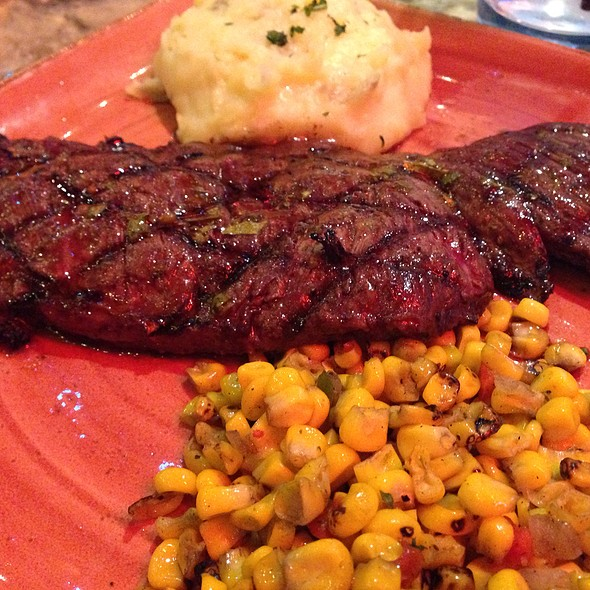 carne asada @ Margaritaville Universal City Walk