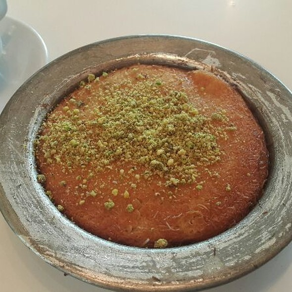Kunafeh @ Anatolia Turkish Grill