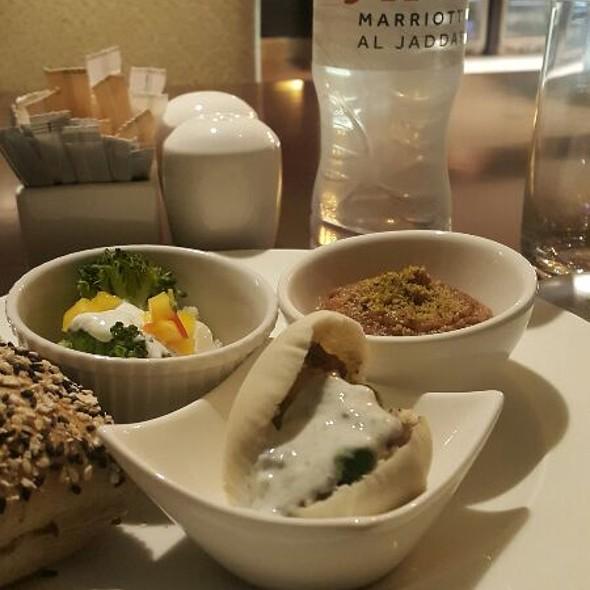 Snacks @ Marriott Hotel Al Jaddaf, Dubai