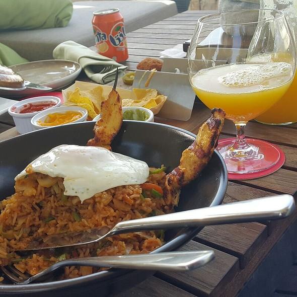 Fried Rice @ Lake View , Dubai Creek Golf & Yacht Club
