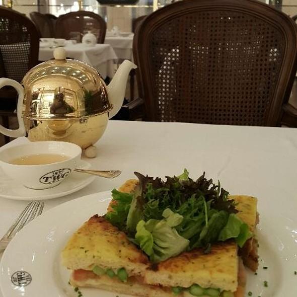 Sandwich @ 1837 TWG Tea, Pavilion