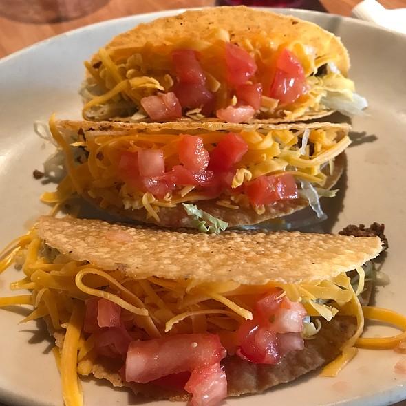 Tacos @ El Chico