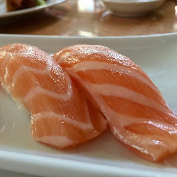 Salmon Belly @ Iroha Sushi of Tokyo