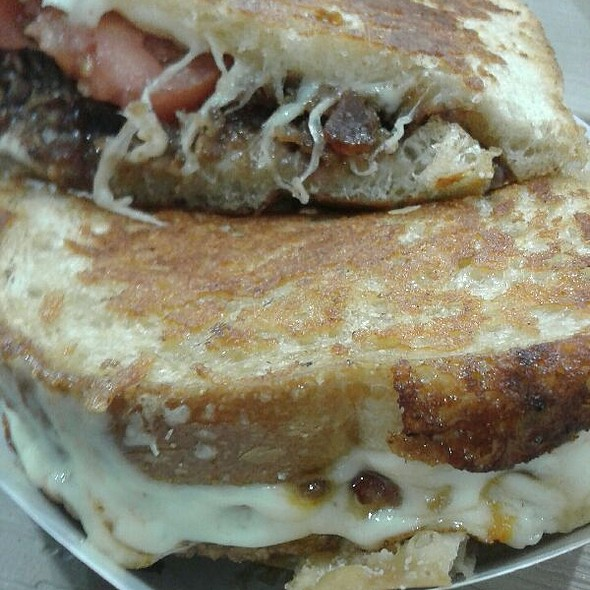 Jamm On Grilled Cheese @ Strip Cheese