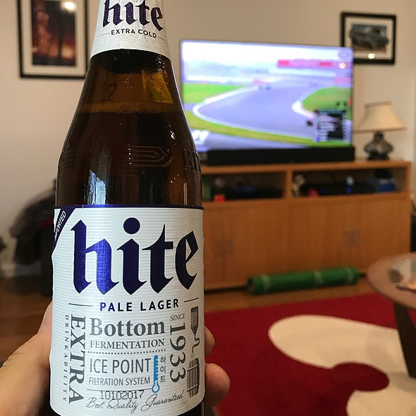 Hite Pale Lager @ Chookys