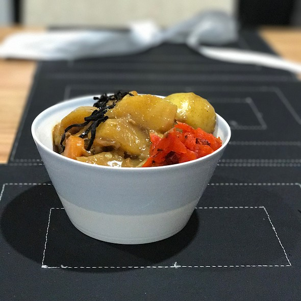 Japanese Chicken Curry @ Chookys