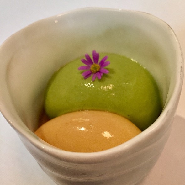 Palate Cleanser @ Odette