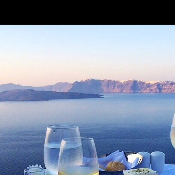 Greek Salad @ Alali Restaurant