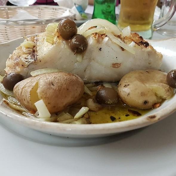 Bacalhau à Lagareiro @ Cervejaria Tico-Tico