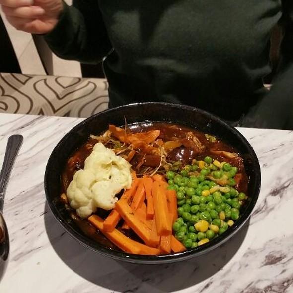 Chinese Chilli Lamb