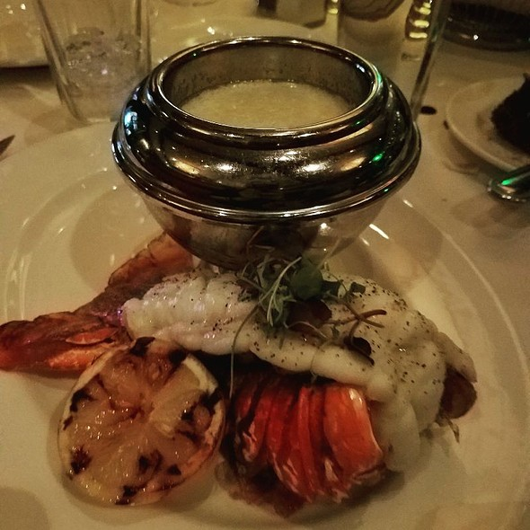Lobster @ The Capital Grille