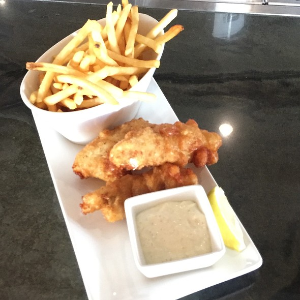 Fish and Chips @ Turn Bar And grill
