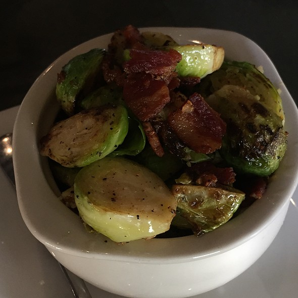 Brussel sprouts @ Turn Bar And grill