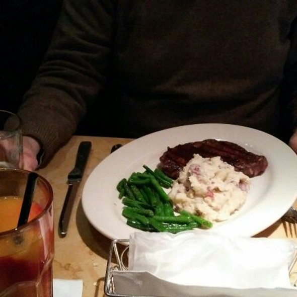 Entrecote @ The Cheesecake Factory