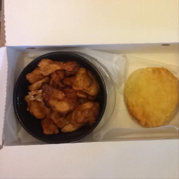Roasted Chicken Bites