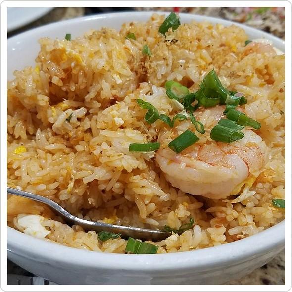 Crab Fried Rice @ Boracay Garden & Grill