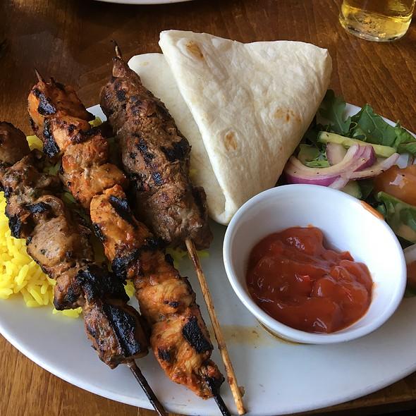Flaming Kebabs